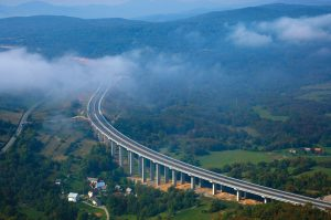 Engineering and financial supervision of highway