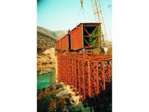 Reconstruction of bridges