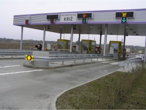 Junction and Toll Station