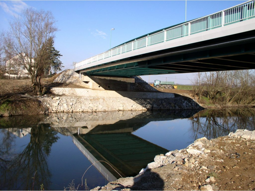 Reconstruction of Road Bridge