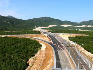 Construction of border crossing