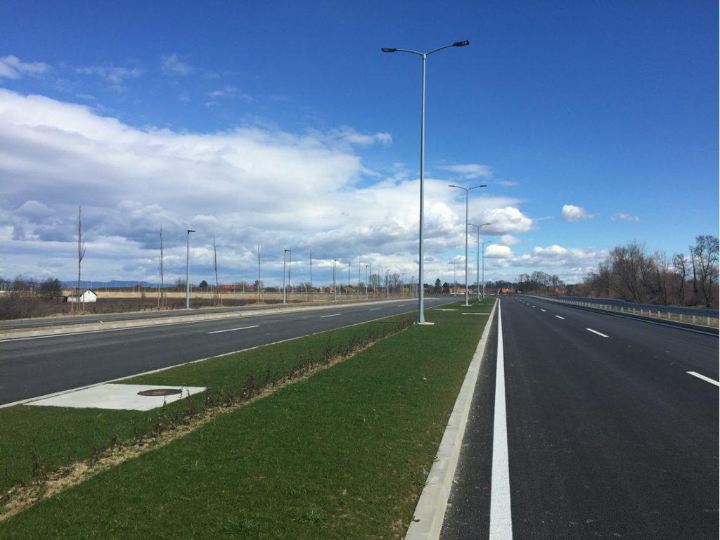 Franjo Tuđman airport access road