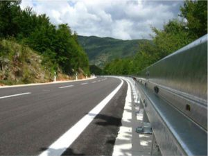 Rehabilitation of the state road