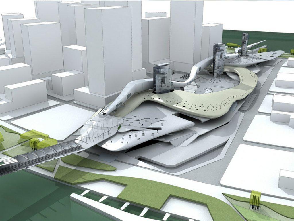 Planiranje urbanog prostora
