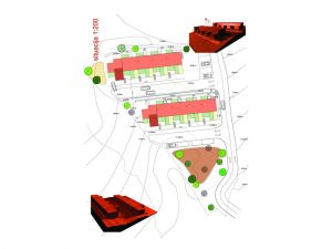 Designing a residential zone