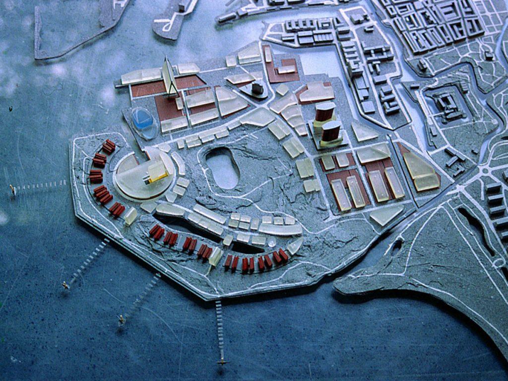 Urban planning study