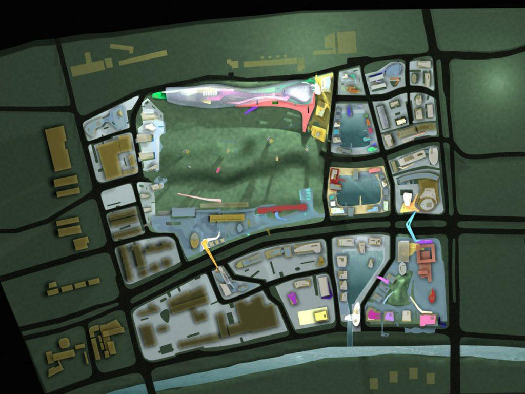 Urban city planning