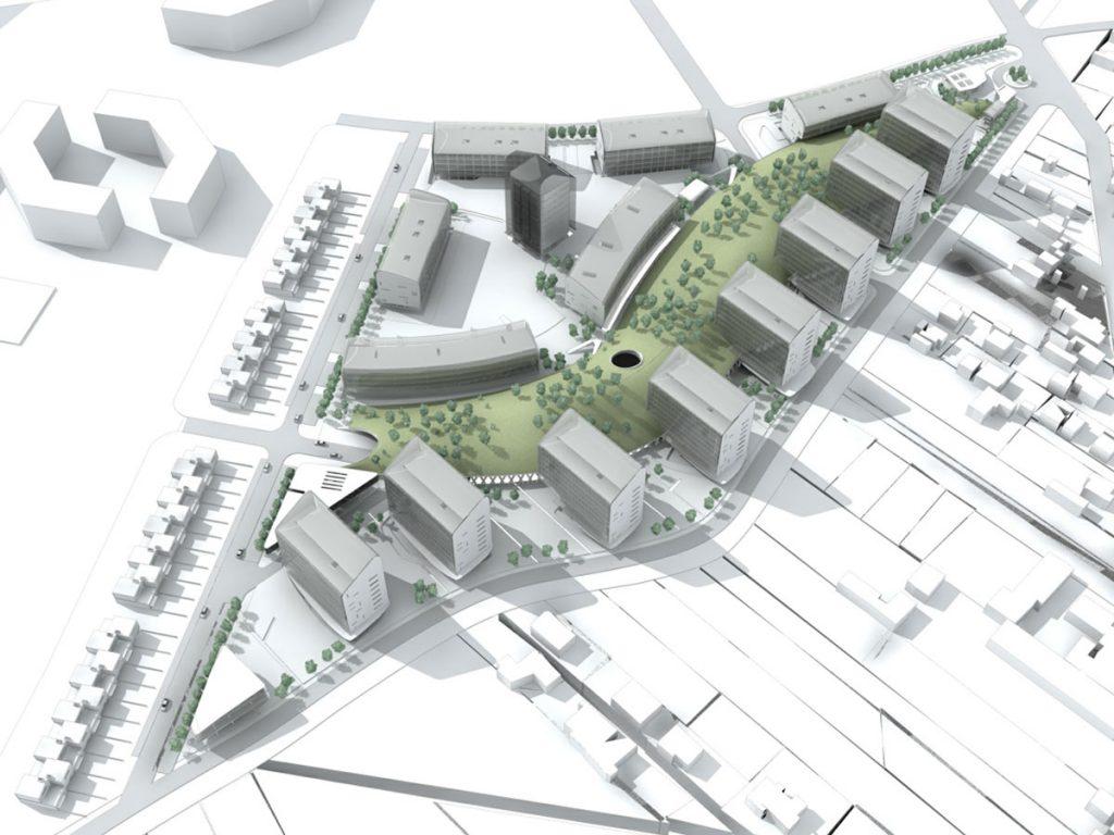 Urbanističko planiranje stambenog naselja