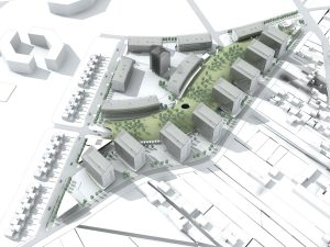 Urban Planning for a new housing community