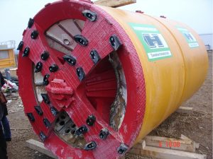 Engineering supervision for sewage system