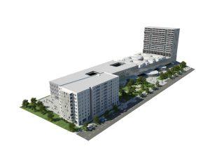 Nadzor izgradnje poslovno-stambenog kompleksa
