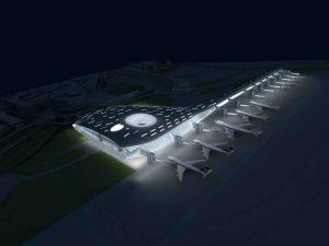 Projekt izgradnje novog terminala zračne luke