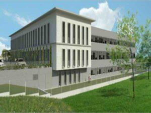 Projekt proširenja Upravne zgrade