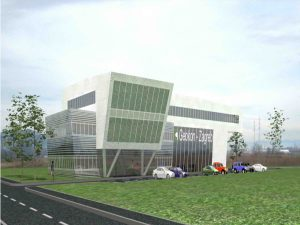 Projektiranje poslovne zgrade