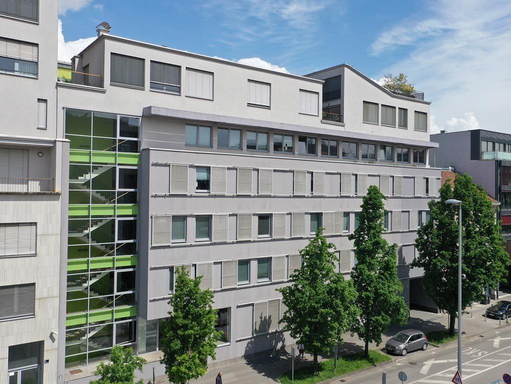 Projektiranje stambeno poslovne zgrade