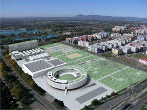 Idejno rješenje za sportsko rekreacijski centar