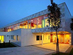 Stručni nadzor izgradnje škole i vrtića