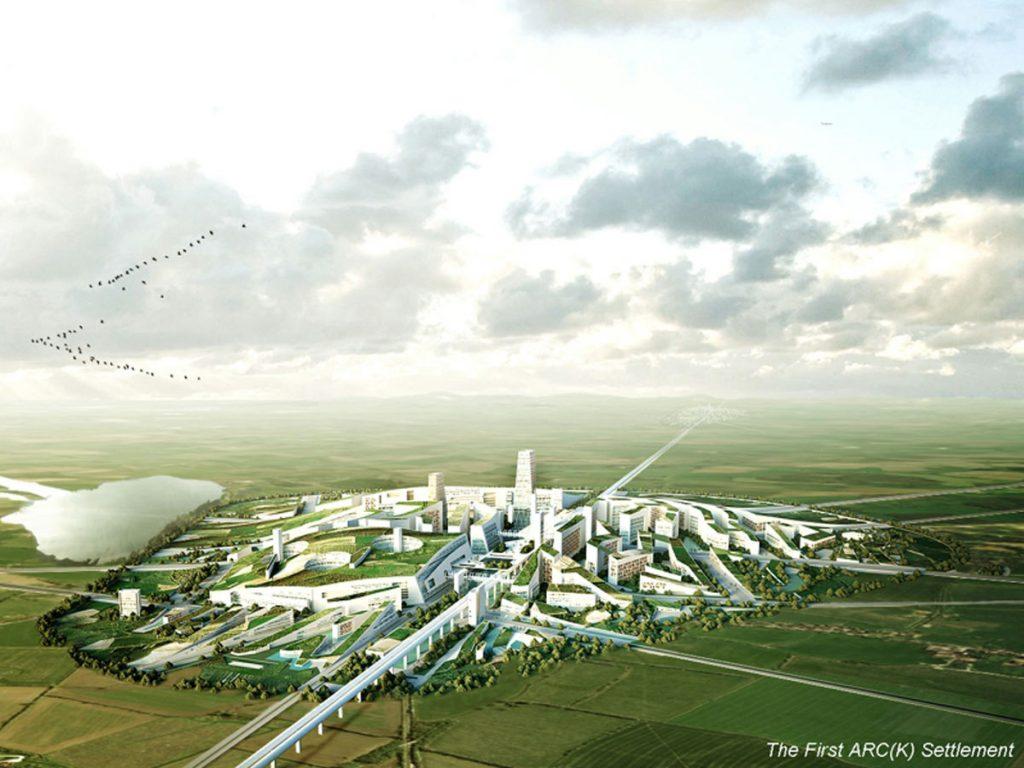 Urban planning design
