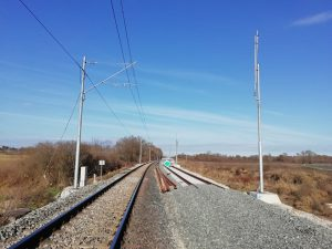 Supervision on railway recunstruction