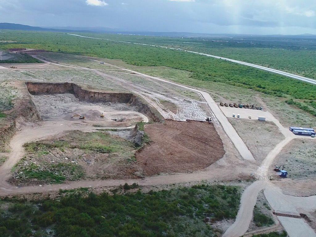 Projekt izgradnje Centra za gospodarenje otpadom Biljane Donje
